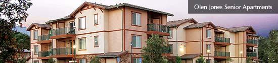 Olen Jones Senior Apartments, Rancho Cucamonga, CA